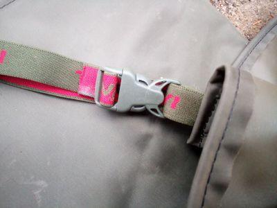 ремешок-застежка для крепления к поясному ремню