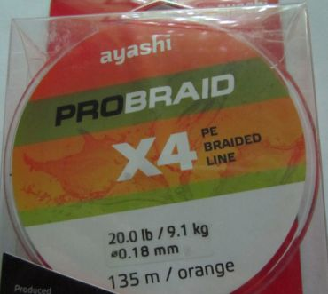 Ayashi Pro Braid x4