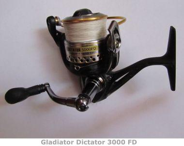 Gladiator Dictator 3000 FD